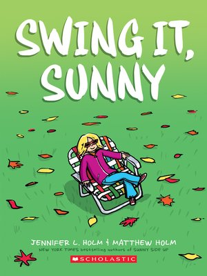 cover image of Swing It, Sunny